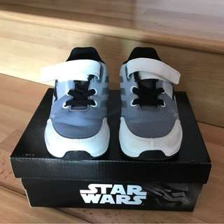 Adidas Star Wars EL I Boys Shoes UK7K