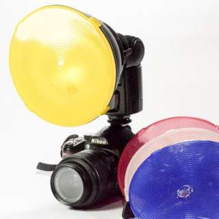 Beauty Dish for Speedlight
