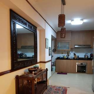 Blk155 Jalan Teck Whye 5 room HDB flat for sale!!!