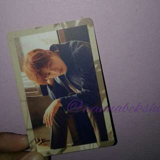 Block B Ukwon Blooming Period Photocard