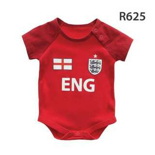 BABY WORLD CUP ROMPER