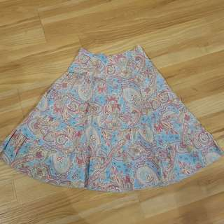 Body&Soul Bohemian Skirt