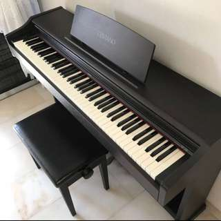 Casio Piano (88 Keys Digital Piano)