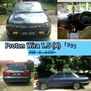 Proton Wira 1.5 Auto 1995