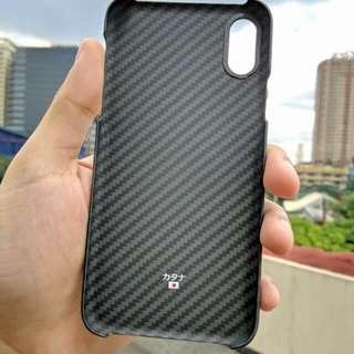 Katana Kevlar Smartphone Case for iPhone X
