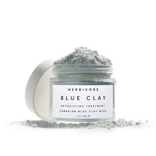 Herbivore Botanicals Blue Clay Detoxifying Treatment Mask