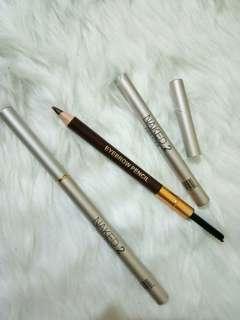 Nake 2 Deluxe Eyebrow Pencil & Brush