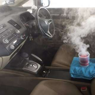 CAR FUMIGATION SERVICE