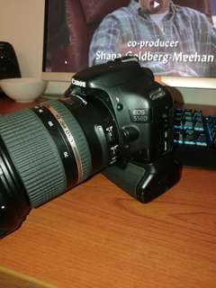 Canon EOS 550D body Nego