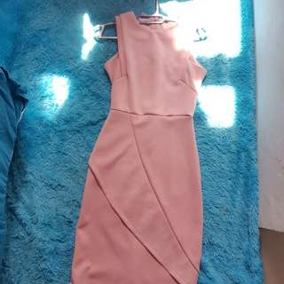 Dress Pink (bodycon)