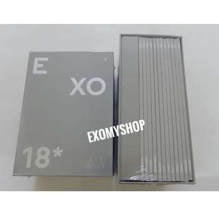 [Ready Stock/Sealed] EXO 2018 Season Greeting