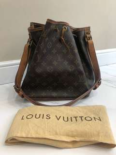 FAST SALE - Authentic LV Petite Noe Vintage