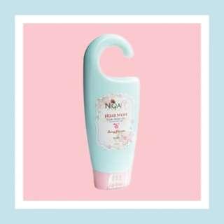 Niqa Instant Hijab Wash/ Magic Spray