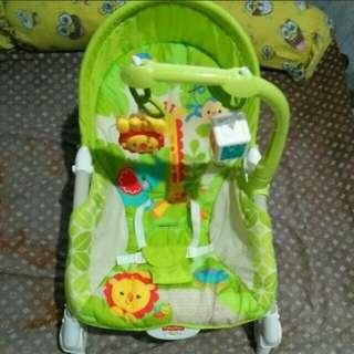 Baby to Toddler Rocker