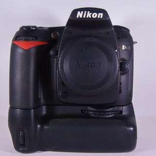 Nikon D90 BO +BatteryGrip