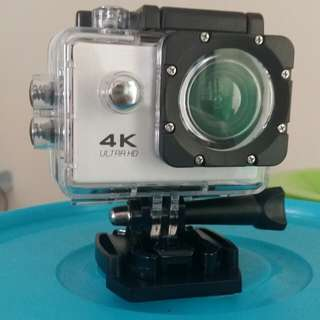 4K HD Camera (waterproof)