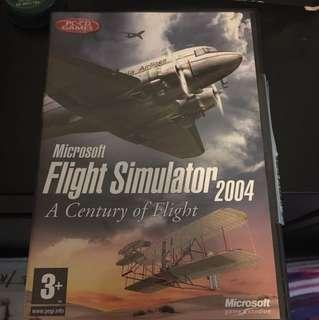 Microsoft flight simulator 2004
