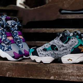 REEBOK Reebok insta pump fury Nike adidas