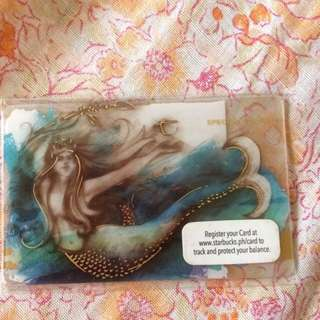 Starbucks card limited edition pin intact