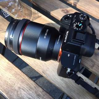 Samyang Mirrorless Lens For Sale