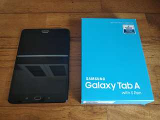 Samsung Galaxy Tab A 8' with S Pen