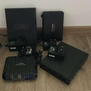 Singtel Router & Modem