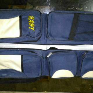 3in1 baby bag changeable bed. bought @2000.00