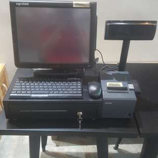 POS System 2 years condition