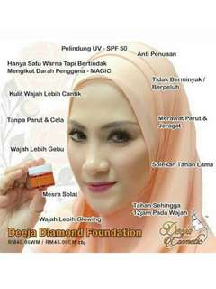 Deeja foundation 15gm(PREORDER)