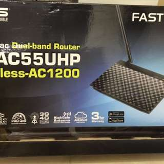 🈹Asus dual-band Router (接收超強)