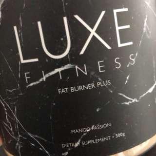 Luxe Fitness Fat Burner Powder