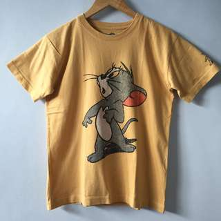 Yellow Jerry Shirt