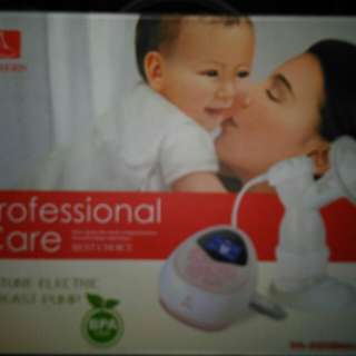 almost new miture electric breast pump