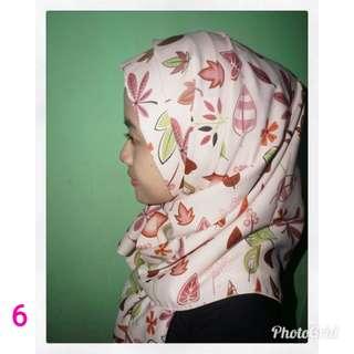 Pashmina hijab ayfa