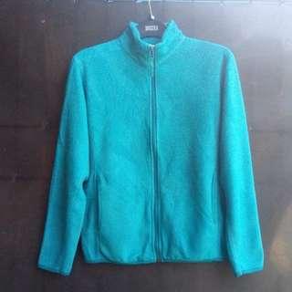 Jaket Sweater Outdoor Fleece Zipper Uniqlo Wanita not Hoodie Jeans Parka Bomber