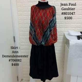 Jean Paul Gaultier Top