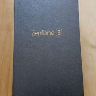 Zenfone 3 型號520 容量32 g 有傷