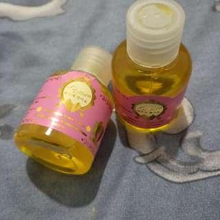 Le aura honeymoon water lotion