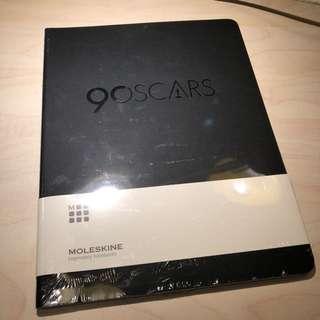 90 Oscars Moleskine 筆記簿