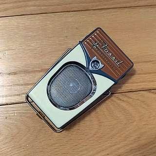 Fossil懷舊收音機