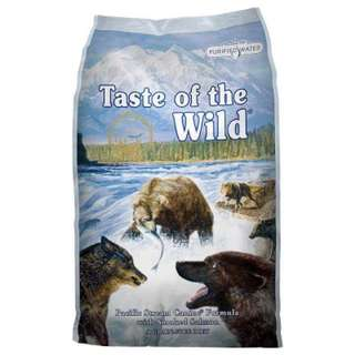 (CHEAP!) Taste of The Wild dog food