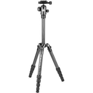 Manfrotto Element Carbon Fiber Small Traveler Tripod (Black)