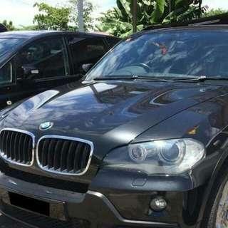 BMW X5 3.0(A) 2008/2009