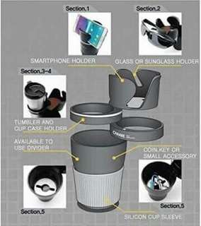 Multi cup holder