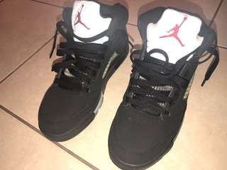 Nike Air Jordan Retro V 5 Metallic