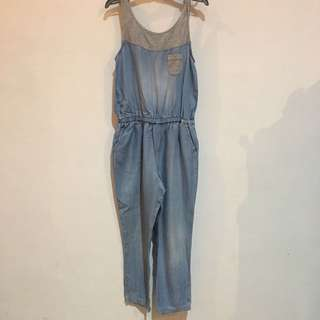 Gingersnap Jumpsuit