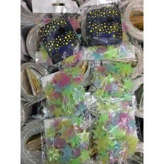 Glow in the dark 40pcs