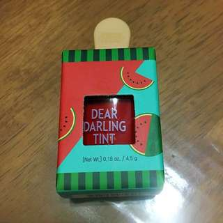 Dear darling watermelon lip tint