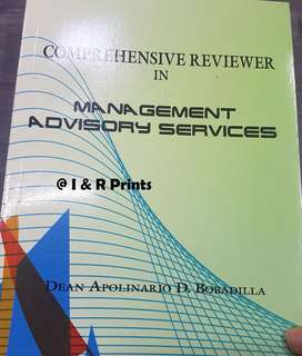 MAS Comprehensive Reviewer by Bobadilla
