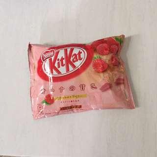 Kitkat Raspberry